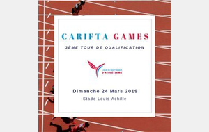 3ème Tour Qualificatif Carifta
