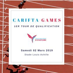 1er Tour qualificatif des CARIFTA-GAMES